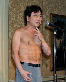 高須 院長 腹筋 高須院長「美腹筋ブームはモテ願望とは別。男性化も?」(NEWSポストセ...