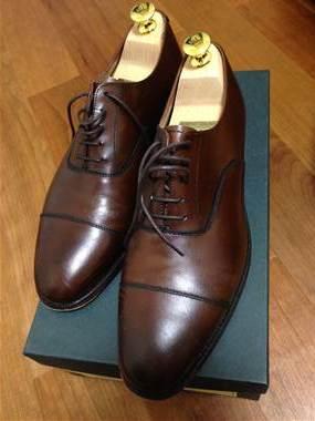 これ、わたしの靴です。 ↓