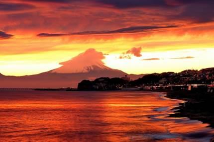 富士山の初心者登山!泊まり?日帰り?所要時間やお勧めルート