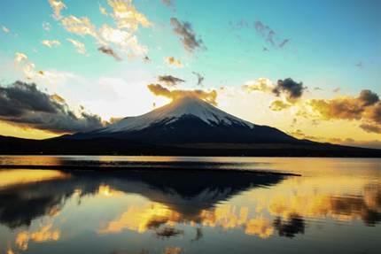 富士山大噴火!過去の歴史から見る火山灰の範囲や被害予想