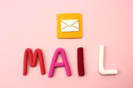 メールのイラスト