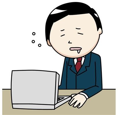 眠気が病気のサインかも!倦怠感を伴う眠気の見分け方!