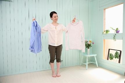 洋服の仕分け方