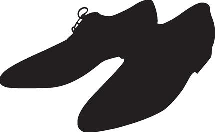喪服用の革靴