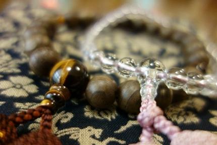 数珠と仏事