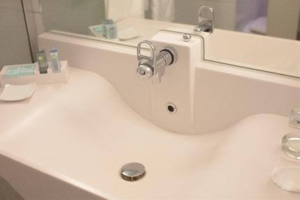 綺麗な手洗い