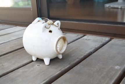 子豚の蚊取り線香