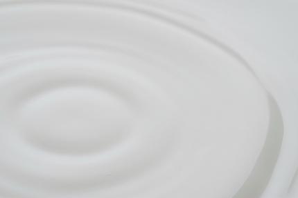 乳液の波紋