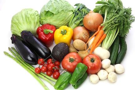 野菜不足①