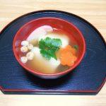 日本全国間違いない雑煮のお手軽作り方!5分で超簡単なお勧めレシピ
