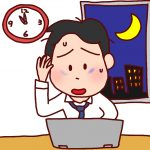 徹夜が多い生活リズムは身体がボロボロに…!?無理なく体質改善する方法